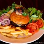 Hamburger courtesy of Lidiak Photography