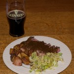 A great Irish meal to celebrate St Patrick's Day!