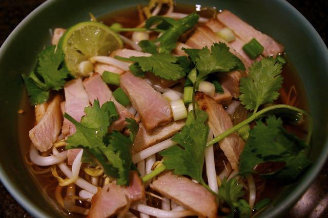 Savory Beef Noodle Pho
