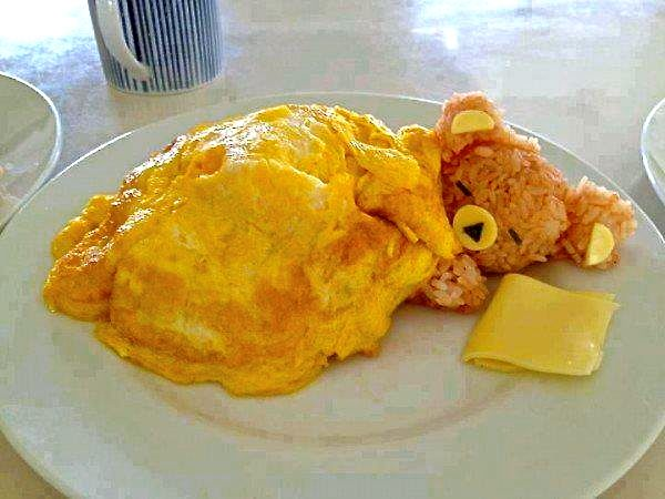 Egg metaphors