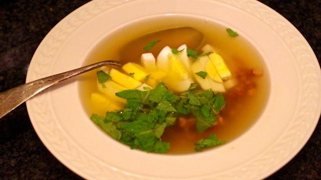 Spanish Picadillo Soup