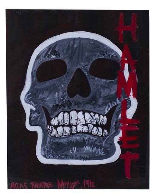 Hamlet Theater Poster