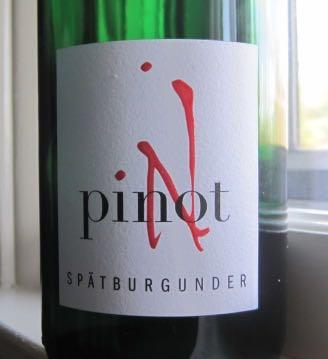 August Kesseler Pinot