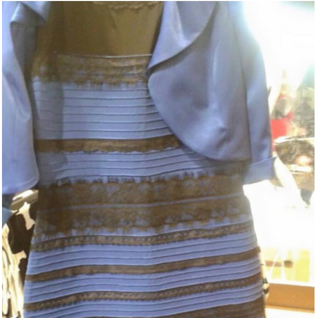 I Think About the Dress Therefore I am?