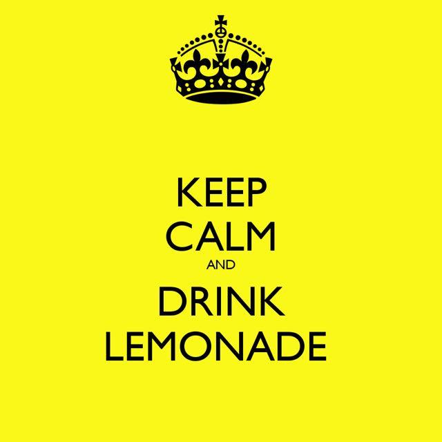 Lemonade Stand Philosophy