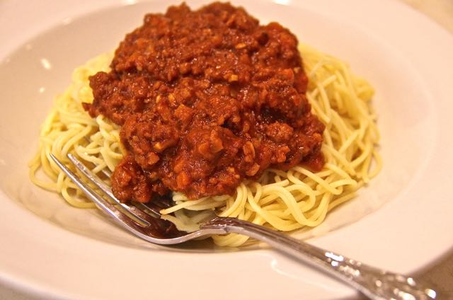 Classic Italian Bolognese Sauce