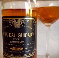 Chateau Guiraud Sauternes