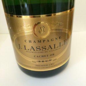 J Lassalle Cachet d'Or Champagne