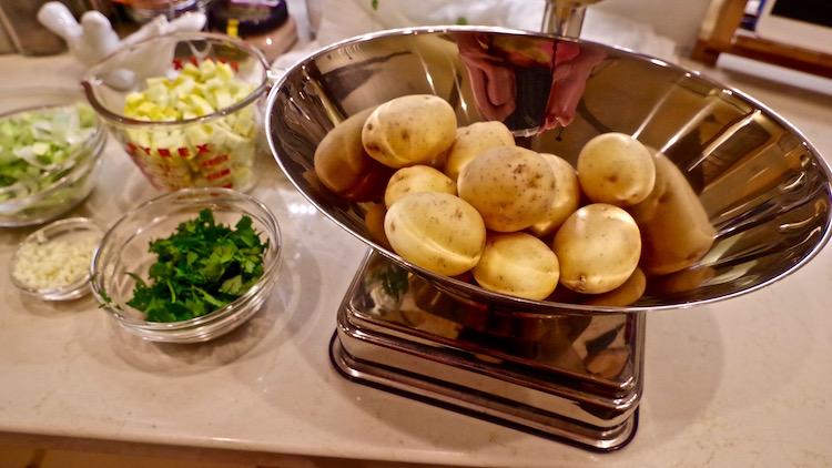 Spanish Cod Stew with Chorizo