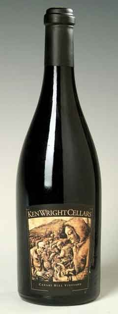 Ken Wright Cellars Pinot Noir