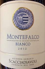 Cantina Scacciadiavoli Montefalco Bianco