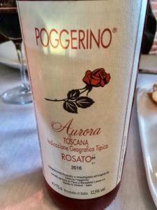 Poggerino Rose