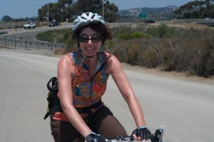 Biking in San Clemente
