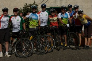 Bike group Italy