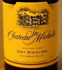 A simple, fresh Asian salad calls for an easy, approachable Riesling. I like the inexpensive and easy to find Chateau Ste Michelle Dry Riesling from Washington State. This Riesling is not overly sweet, but delivers lush fruit aromas and balanced acidity. What a great summertime wine! Stephanie Davis, Certified Wine Sommelier, www.winacea.com