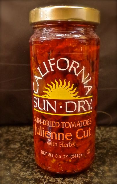California Sun-Dry Tomatoes are a versatile sauce helper.