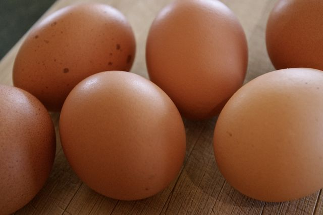 The endlessly versatile egg. Breakfast, lunch, or dinner, it's your pleasure.