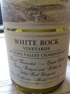 White Rock Chardonnay