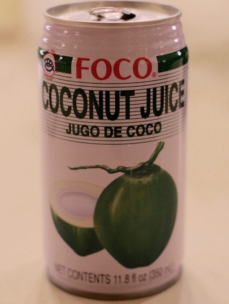 Coconut Juice or Coconut Water
