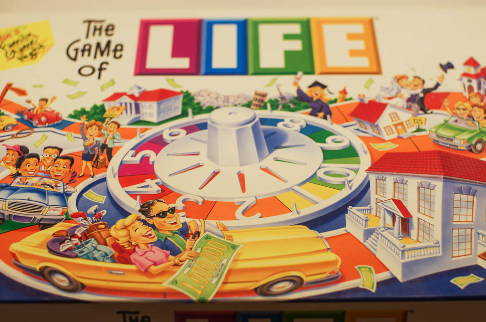 the game of married life